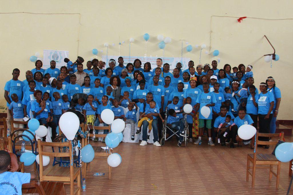 Journée tenue pour la première fois au Cameroun